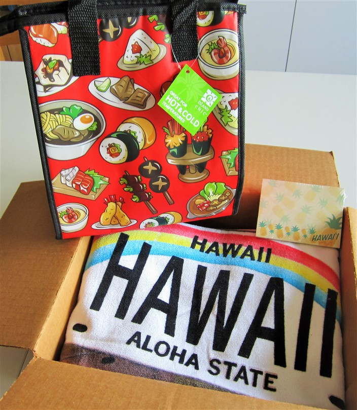 "Beach - ""Hawaii License Plates"""