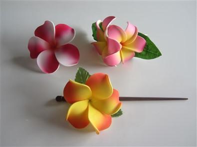 Aloha Christmas Flower Set - #1