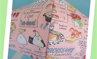 🍤🍙🍅🍙🍓 Japanese Recipes (Pink)