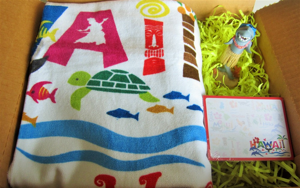 """beach/keiki (kids)"" - box 11"